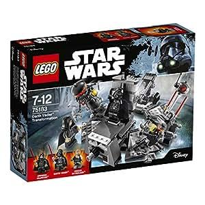 LEGO Darth Vader™ Transformation Play set