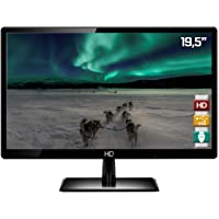 "Monitor Led HQ 19.5"" HQ19.5 WHQ-Led HDMI preto"
