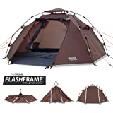 Slumit CUB 2 Instant Tent 2 Man Waterproof Double Layer FlashFrame Quick Pitch Tent and Pack System