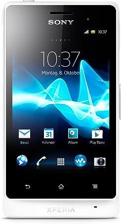 Sony Xperia Go - Móvil Libre (Pantalla táctil de 3,5