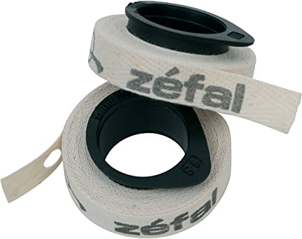 Zefal Cotton Bicycle Rim Tape 17mm Pair
