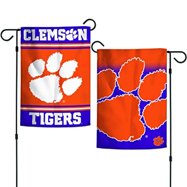 Elite Fan Shop NCAA 2 Sided Garden Flags 12.5  x 18