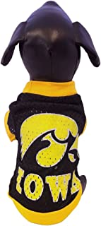 product image for NCAA Iowa Hawkeyes Athletic Mesh Dog Jersey