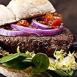 8 Half Pound Steak Burgers - Chicago Steak Company - PS