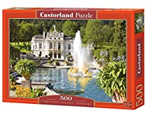 500pc Linderhof Palace Germany Jigsaw Puzzle