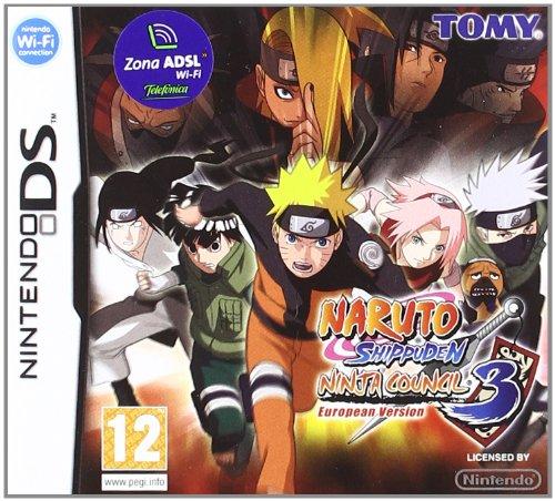 Naruto Ninja Council 3: Amazon.es: Videojuegos
