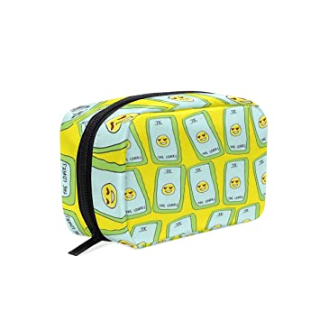 Amazon.com: Bolsa de cosméticos Tumblr personalizable bolsas ...