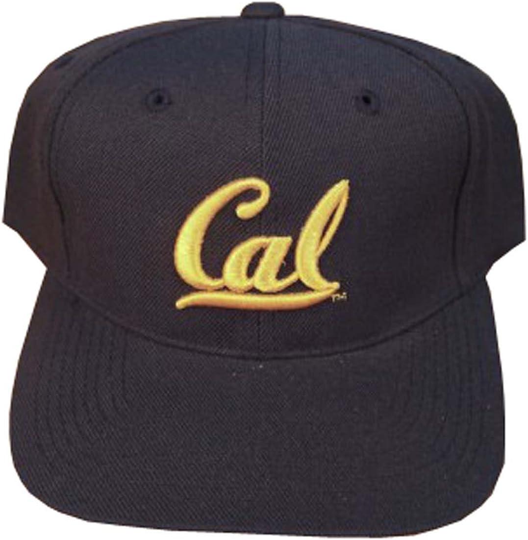 Gold 47 UC Berkeley Cal Walking Bear Brand Adjustable hat