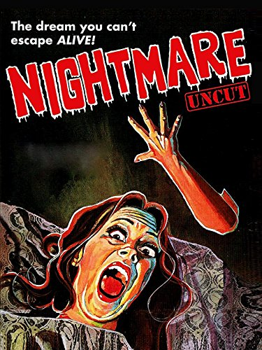 Vintage Halloween Movies (Nightmare)