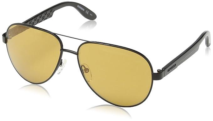 b14436aac5ec9 Carrera Gafas de sol 5009 H0 Matte Black Brown Black, 58  Amazon.es  Ropa y  accesorios