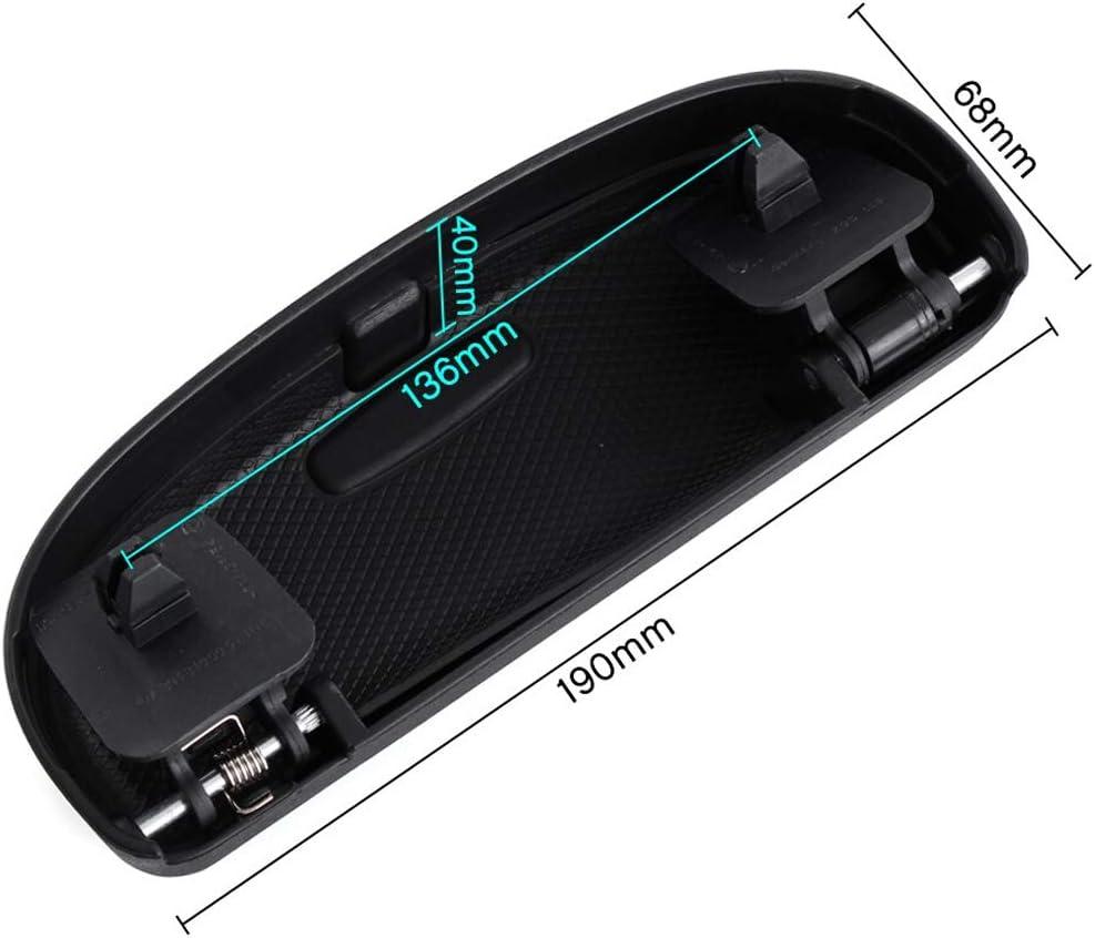 SBCX Auto Brillenetui F/ür BMW 1//2//3//5 Baureihe E90 E91 F30 F31 F34 320 328 F07 F10 F11 F48 520 528 X1 X3 X5 Koffer f/ür Autoglas Teile
