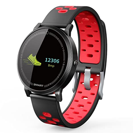 Smart Watch Montre Connectée Etanche DAffaires Smartwatch Bluetooth Compatible Andriod Samsung Huawei Sony et