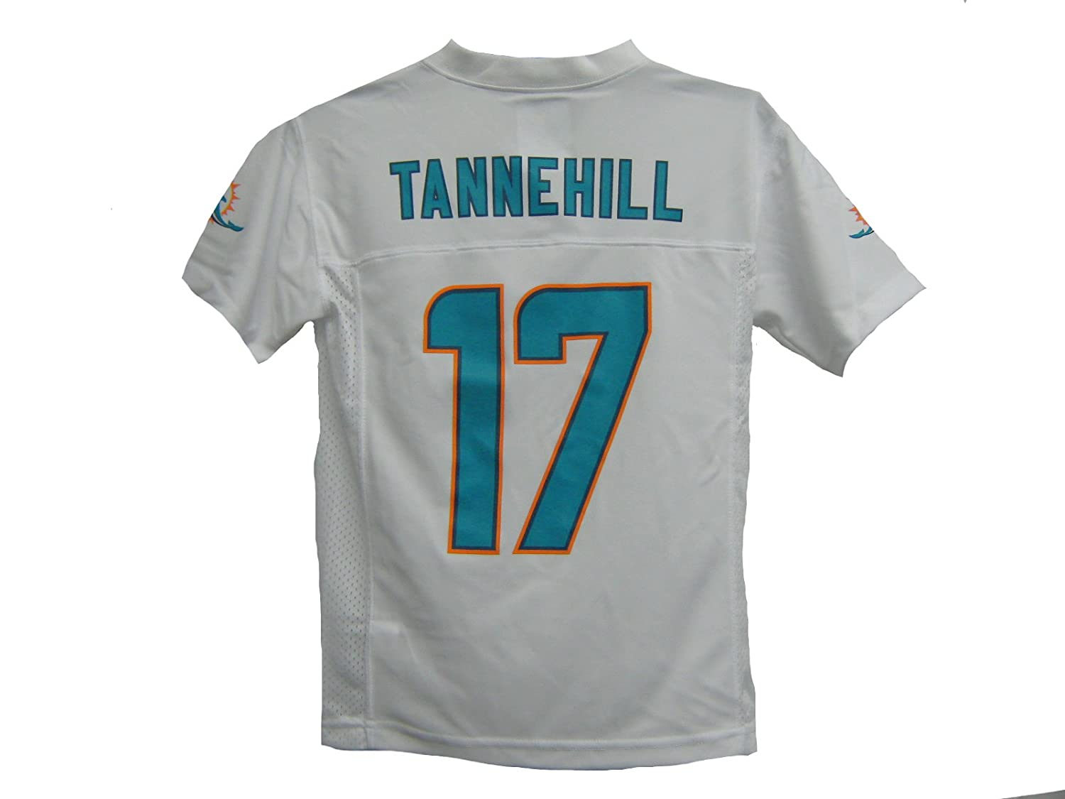 Amazon.com  Ryan Tannehill Miami Dolphins White NFL Youth 2014-15 Season  Mid-tier Jersey (X-Large 18-20)  Clothing 33fa0102a
