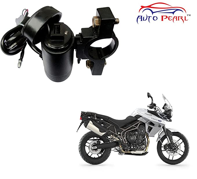 Auto Pearl Premium Quality Motor Bike Usb Mobile Charger For