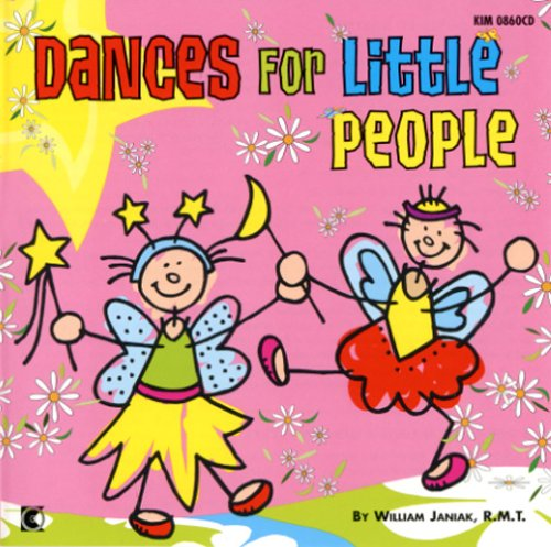 Dances For Little People (Cds Educational Kimbo)