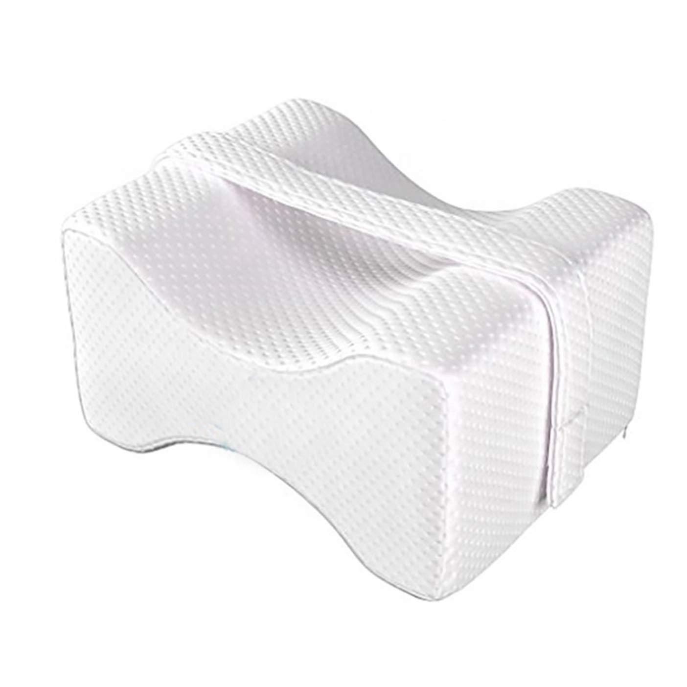 Cuscino Per Sollevare Gambe.Breive Cuscino Ortopedico Per Ginocchia Memory Foam Sciatica