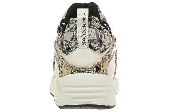 Puma BLAZE OG X SWASH FG Zapatillas Sneakers Negro para Unisex Trinomic dE8KIkEb