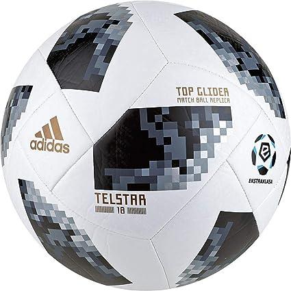 Escrutinio Abrazadera Hermana  Adidas #4 Balón Mundial Rusia 2018, color Blanco/Negro, #4: Amazon.com.mx:  Deportes y Aire Libre