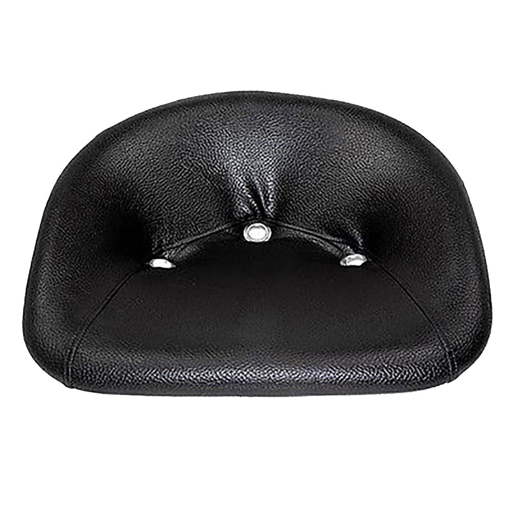 100000-BK Universal Pan Style Padded Black Tractor Seat