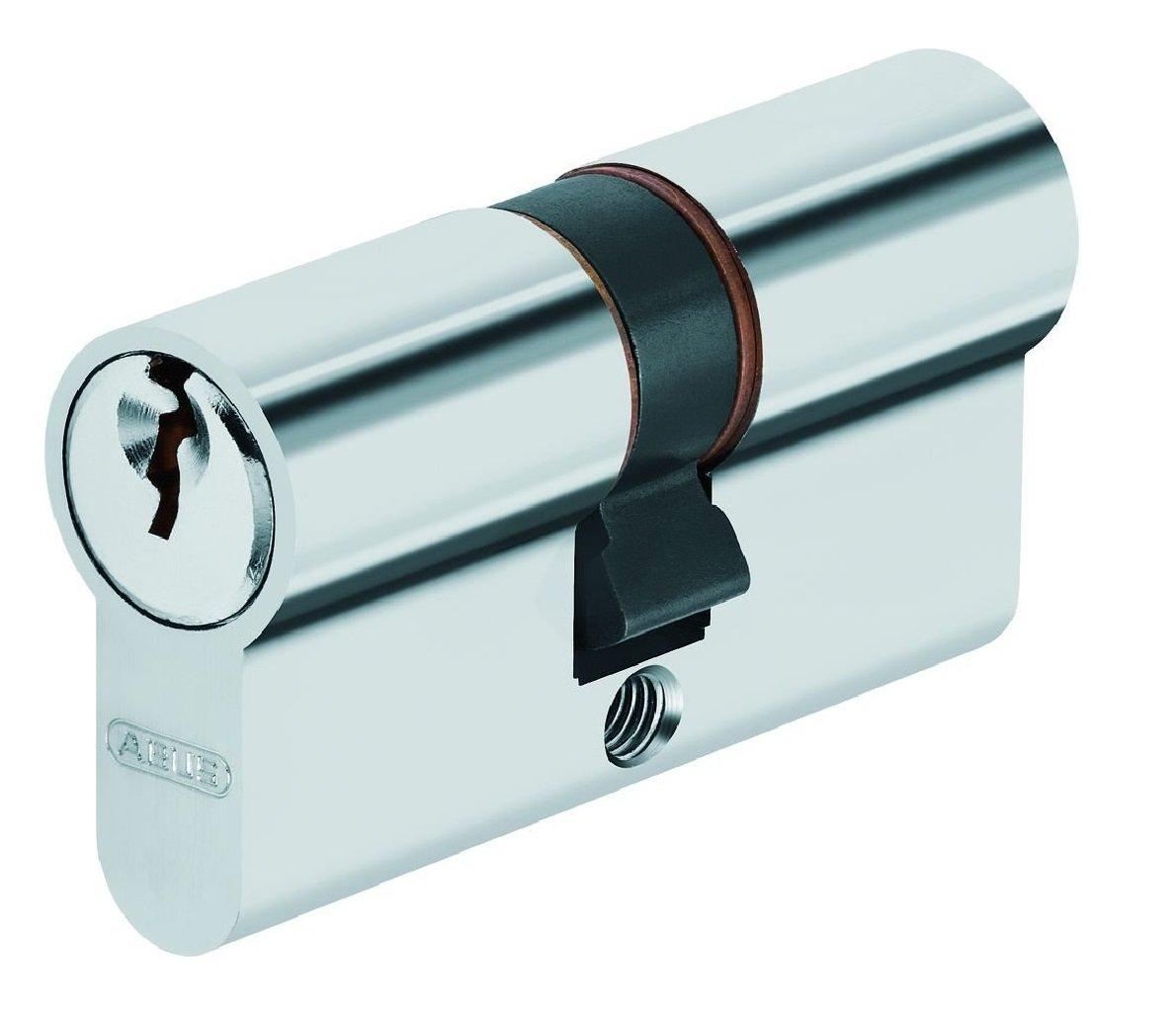 04989 ABUS Profil-Zylinder C73N 45//45