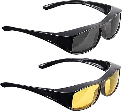 Überzieh-Sonnenbrille Day Vision Pro PEARL Überziehsonnenbrillen
