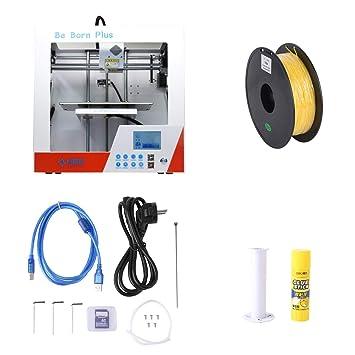Funnyrunstore Kit de Impresora 3D de Plataforma de Metal Mate con ...