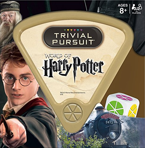 TRIVIAL PURSUIT board game: World of Harry Potter Edition