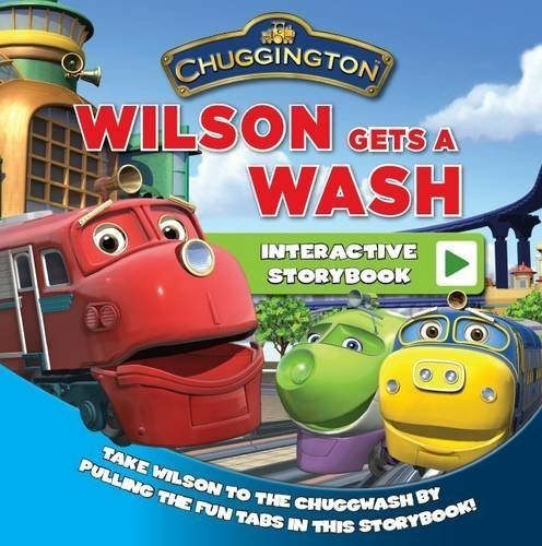 Chuggington Interactive Pull Tab Pop-Up by NA (2010-10-01)