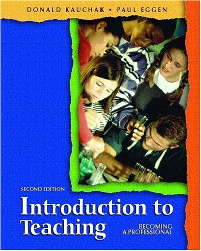 kauchak and eggen Educational psychology: windows on classrooms, ninth edition, will help you increase student learning and development it is the most applied book in the field if you're looking for a book that gives you a sound theoretical and research-based foundation and then provides specific and concrete.