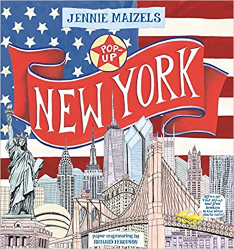 Pop-up New York por Jennie Maizels epub
