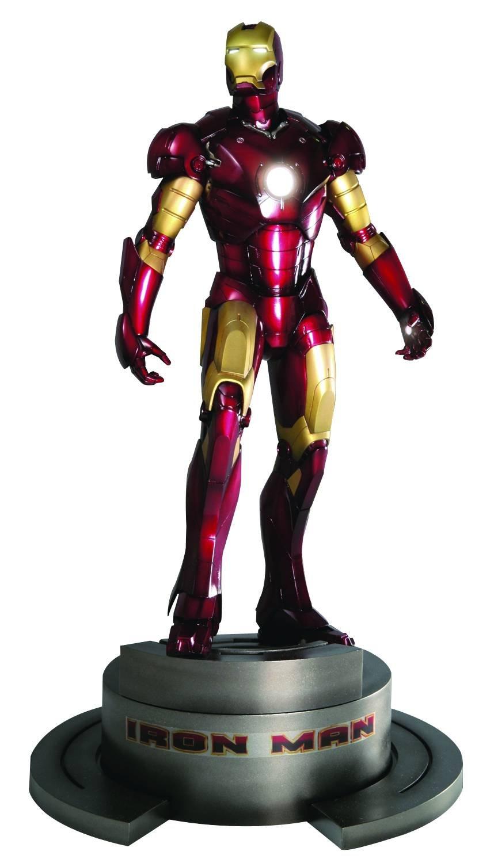Iron Man Mark III Movie Fine Art Statue - Limited Edition - Kotobukiya ArtFX -