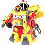Robocar Poli - 83314 - Robocar Transformables Action Pack Roy Pompier