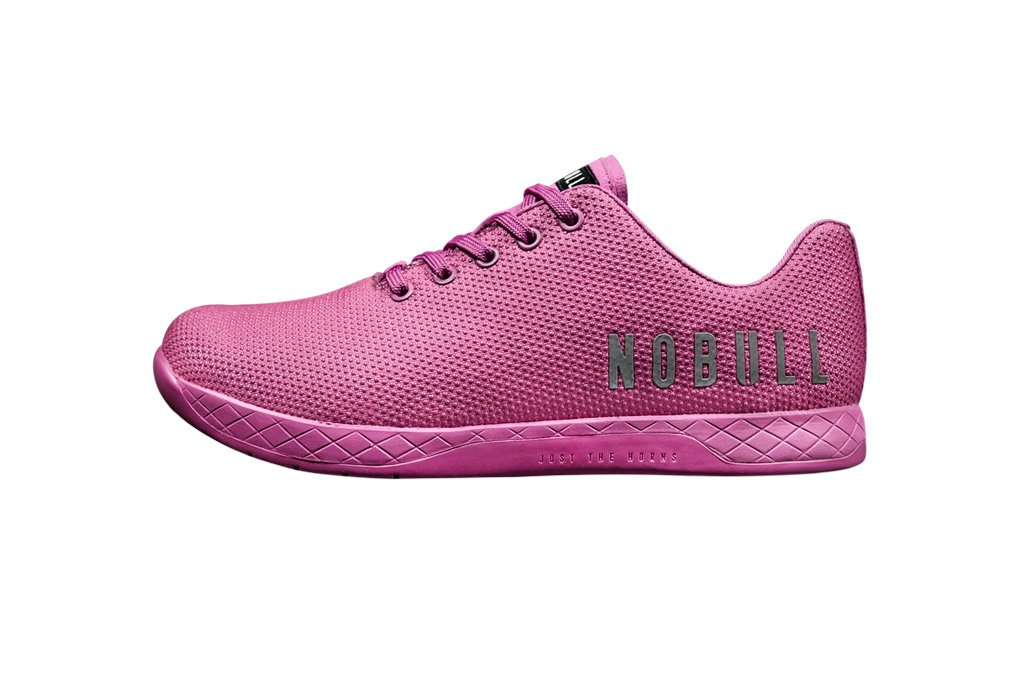 NOBULL Women'sTraining Shoes and Styles (5, Bright Pink)