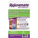 Rejuvenate Microfiber Cleaning Pad Refill Fits