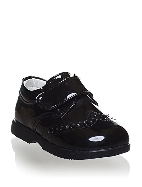 Zapatos negros formales Paisley of London infantiles LCiSHa