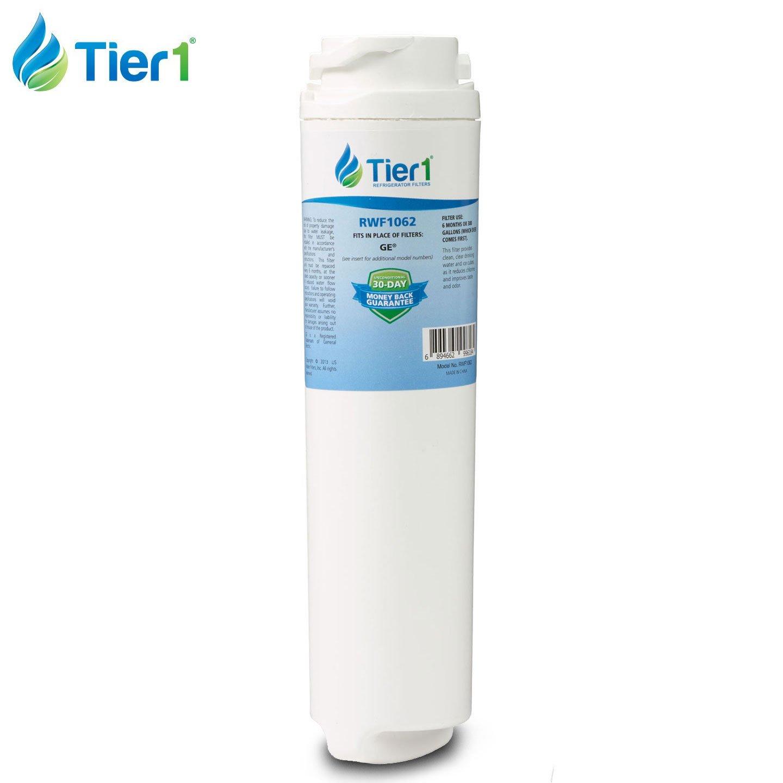 Ge Smartwater Refrigerator Filter Replacement Cartridge Amazoncom Tier1 Rwf1062 Ge Replacement Refrigerator Water Filter