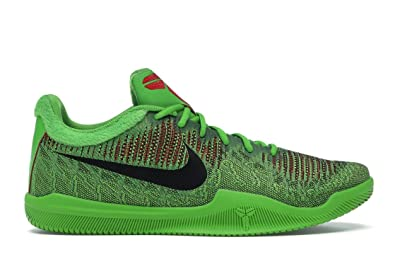 83c7a9523303 Image Unavailable. Image not available for. Color  Nike Mamba Rage Electric  Green-Black Kobe Bryant (8)