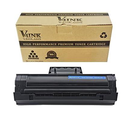 V4ink 1 x Compatible Cartucho de tóner Samsung MLT-D111S para ...