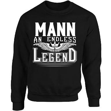 the best attitude a9f04 60ddc Mann an Endless Legend Family - Adult Sweatshirt at Amazon ...