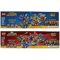 LEGO Super Heroes Mighty Micros Series 1 Juego completo de 6