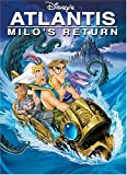 DVD : Atlantis - Milo's Return