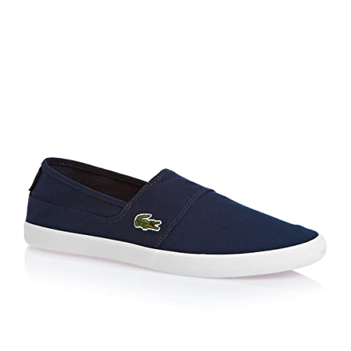 a0687248214058 Lacoste Marice LCR Mens Sneakers Blue  Amazon.com.au  Fashion