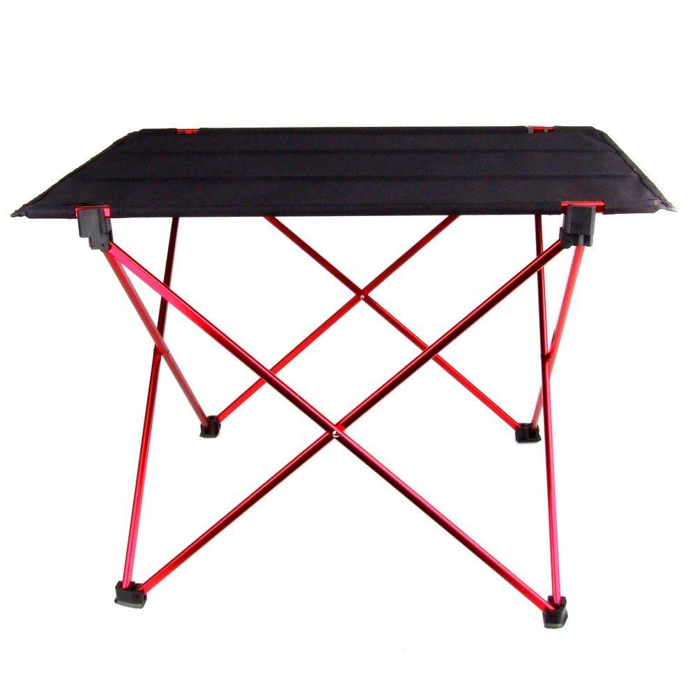 OTTAB Portable Foldable Folding Table Desk Camping Outdoor Picnic 6061 Aluminium Alloy Ultra-Light by OTTAB