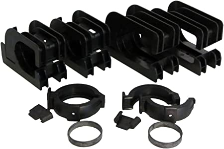 Amazon Com Heliocol Panel Kit With Gator Clamps For Swimming Pool Solar Panels Hc Pk Garden Outdoor