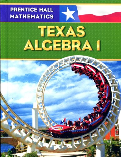 Which is the best algebra 1 textbook texas? | Meata Product Reviews