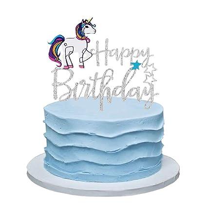 Decoración divertida para tartas de cumpleaños, decoración ...