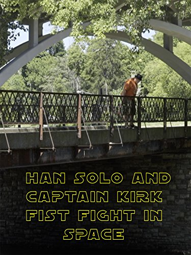 Solo and Kirk Fist Fight in Space (Solo Fight)