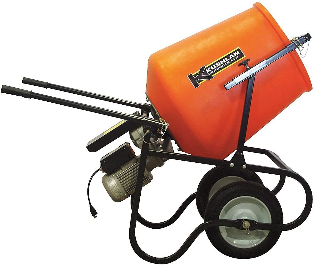 Kushlan Products - 350EPOXY - Epoxy Mixer, 3.5 cu ft, 115V, 3/4HP