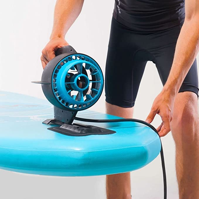 BlueDrive Electric Fin De Poder para SUP Tablas, Aqua Marina: Amazon.es: Deportes y aire libre