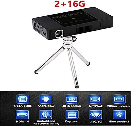 PNPSBT3 Mini proyectores Mini proyector portátil, DLP Home Cinema ...